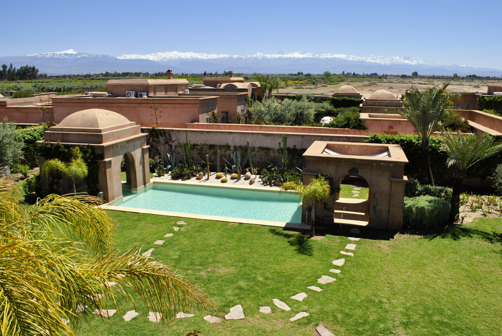 Villa Bougainvilliers 4 bedrooms - 8 guests