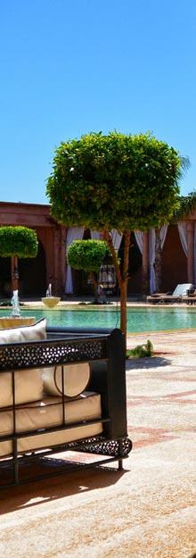 domaine touristique, Marrakech