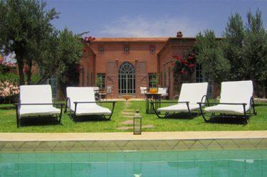 Location Villa Marrakech 3 chambres