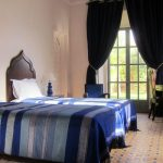 Location vacances Marrakech : Chambre - Villa Jacaranda