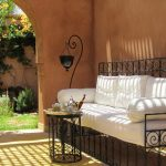 Patio Piscine - Villa Marrakech
