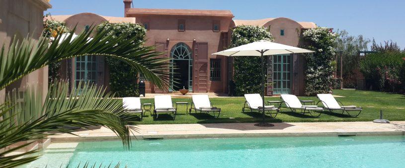 Location villa Bougainvilliers 3 chambres