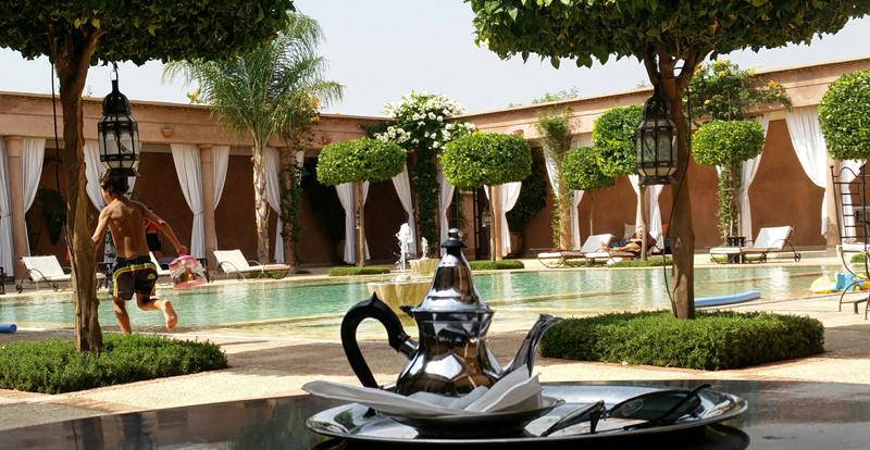 Jardins de Touhina - Marrakech