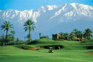 villa Golf marrakech