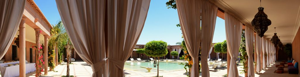 Private holiday resort Marrakech