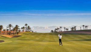location villa golf marrakech