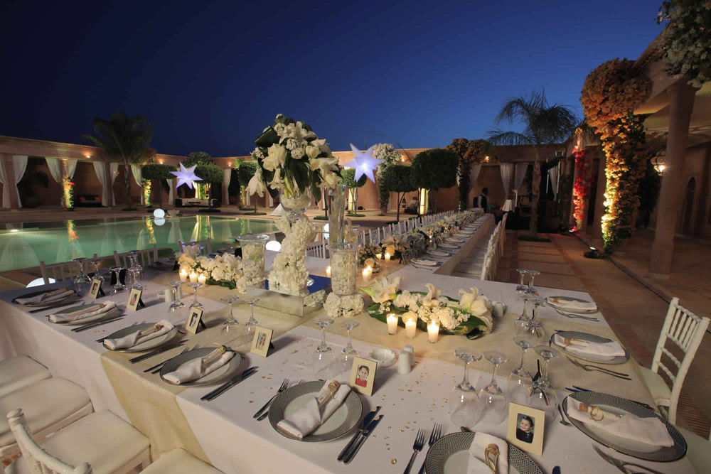 Organise event in Marrakech