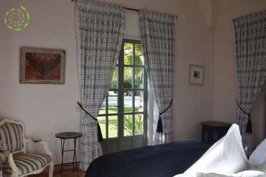 location villa Marrakech chambre