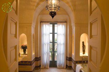 Villa Marrakech salle de bains