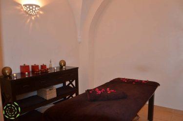 salles de massage des Jardins de Touhina - Marrakech