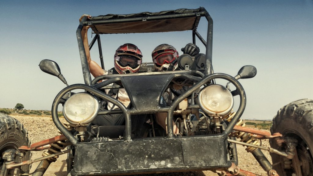 SSV, Buggy rental in Marrakech