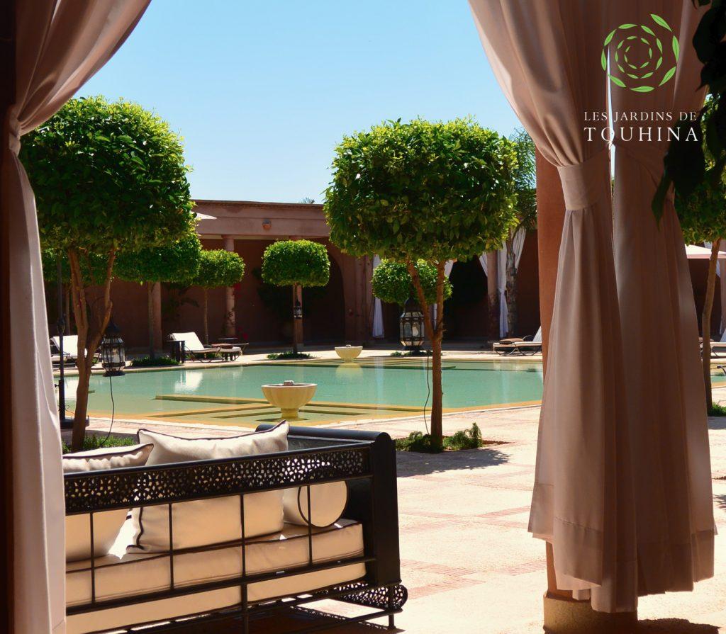 Hoiday resort Marrakech - Large swimming pool