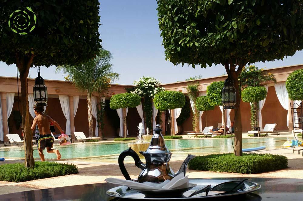 Club House - Resort Marrakech