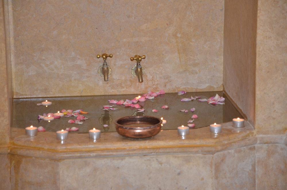Moroccan Hammam black soap