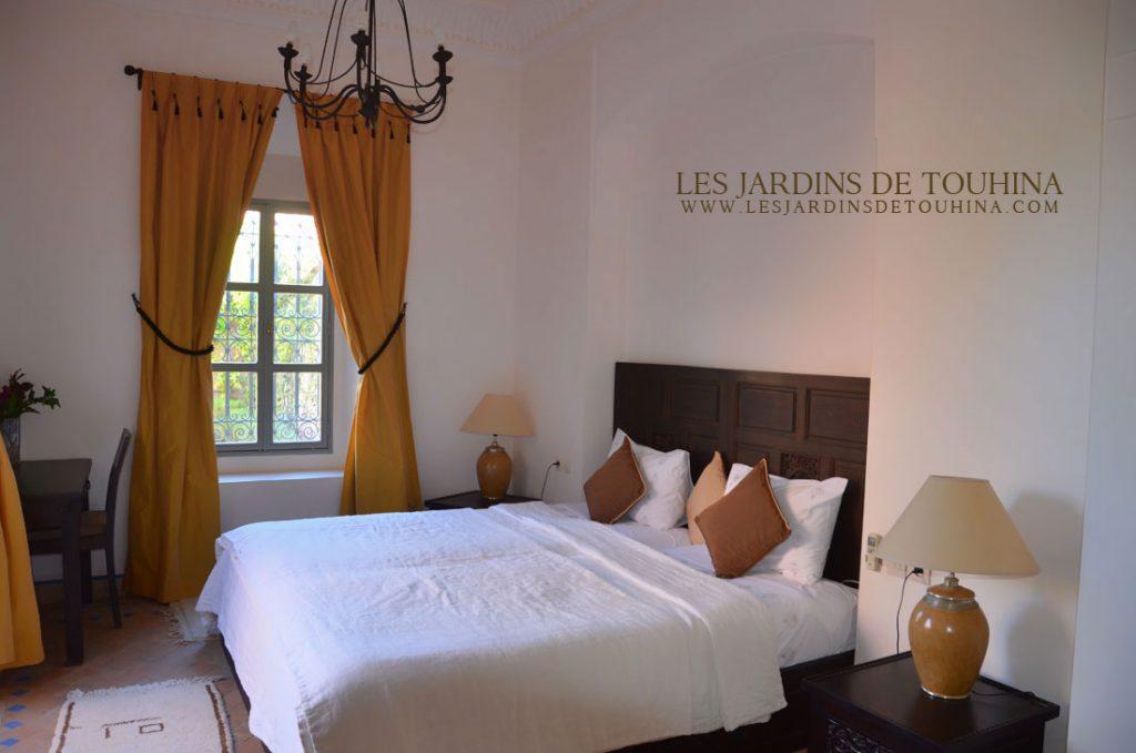 Chambre - villa Bougainvilliers Marrakech