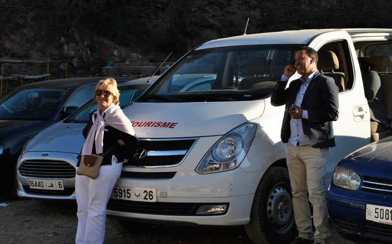 Service de vehicule avec chauffeur