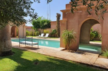 Hebergement vacances à Marrakech