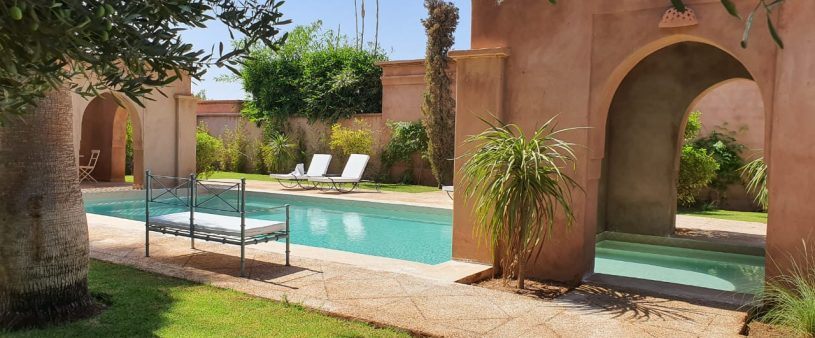 Holiday accomodation in Marrakesh