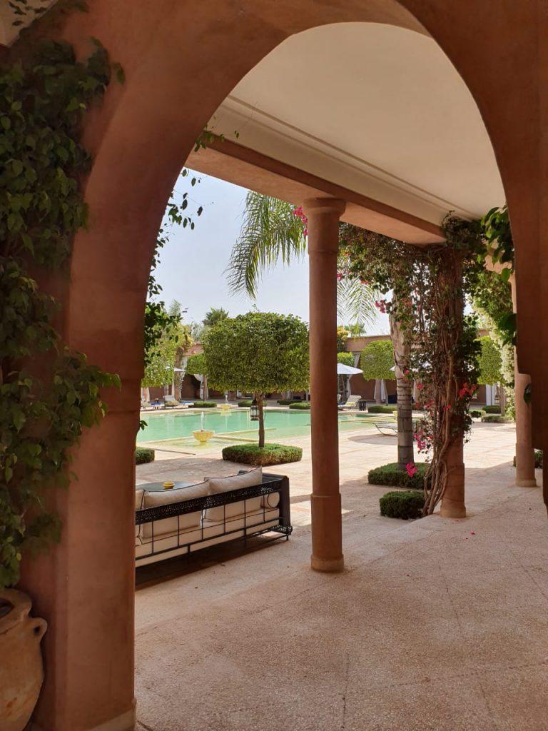 Journée relax à Marrakech